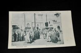 75- Düsseldorf 1902, Kairo, Arabisches Dorf - Duesseldorf