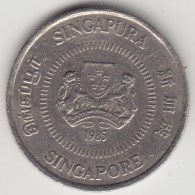@Y@    Singapore   10  Cents  1995  (3826) - Singapore