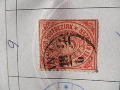 Nord Deutsche Bund Michel Ꙩ 9 - North German Conf.