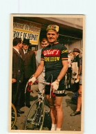 Emiel PAUWELS - Equipe WIEL'S - En L' état  -  Cyclisme - 2 Scans - Cyclisme