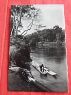 CONGO BELGE -    Rivière Kasai - Ruanda-Urundi