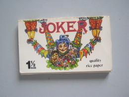 CARTINA PER SIGARETTE JOKER - Cigarettes - Accessoires