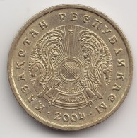 @Y@    Kazachstan   1 Tenge   2004     (3843) - Kazachstan