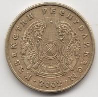 @Y@    Kazachstan   5 Tenge   2002     (3846) - Kazachstan