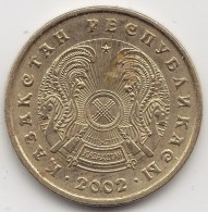 @Y@    Kazachstan   5 Tenge   2002     (3847) - Kazachstan