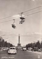 GERMANY - Berlin 1960's - Interbau - Seilbahn - Automotive - Tiergarten