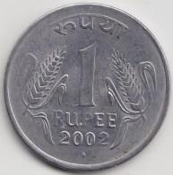@Y@    India   1 Rupee  2002    (3859) - India