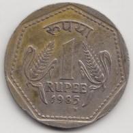 @Y@    India   1 Rupee  1985    (3860) - India