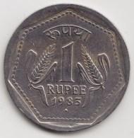 @Y@    India   1 Rupee  1983    (3861) - India