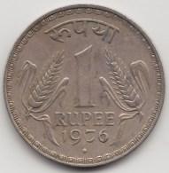 @Y@    India   1 Rupee  1976    (3864) - India
