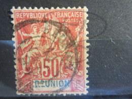 VEND TIMBRE DE LA REUNION N° 42 !!!! - Reunion Island (1852-1975)
