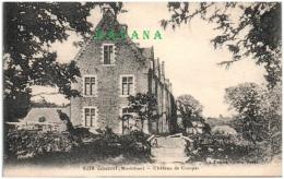 56 CONCORET - Chateau De Comper - Autres Communes