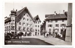 LAUFENBURG Gasthaus Zum Adler, Pferde-Fuhrwerk - AG Argovia