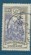 Océanie  Yvert N° 33  Oblitéré  Ava 15204 - Oceanía (1892-1958)
