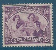 Nouvelle Zélande    - Yvert N° 275    Oblitéré Ava 15233 - Used Stamps