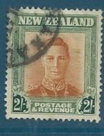 Nouvelle Zélande    - Yvert N° 293   Oblitéré Ava 15241 - Used Stamps