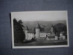VIRIEU SUR BOURBRE  -  38  -  Le Château Fort  -  Isère - Virieu
