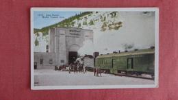 Colorado  Train At East Portal Moffat Tunnel ==  Ref.2396 - Sonstige