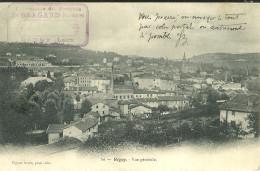 Regny Vue Generale Tampon Bragard Pharmacien - France