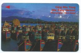 Télécarte Vietnam Viet Nam 60000D Bien 2 Scans - Viêt-Nam