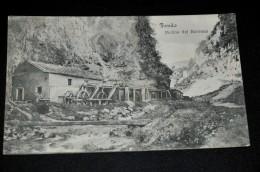14- Fondo, Molino Del Burrone / Persone - Trento