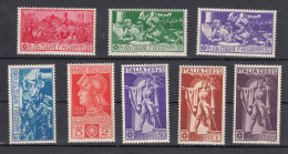 Regno D´ Italia - 1930 - Francesco Ferrucci ** - 1900-44 Vittorio Emanuele III