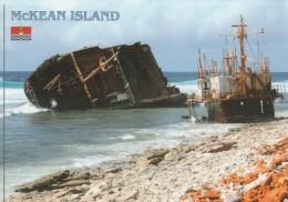 KIRIBATI, McKEAN ISLAND [2717] - Isole Marshall