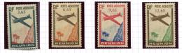 Reunion ** PA 2 à 5 - - Reunion Island (1852-1975)