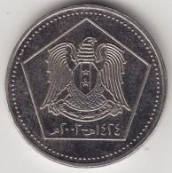 @Y@    Syrië   5 Pounds  2003      (3645) - Syrië