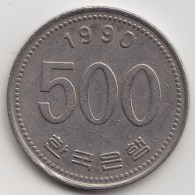 @Y@   Zuid Korea  500 Won   1990        (3638) - Korea (Zuid)