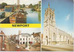 Newport, Isle Of Wight - Parish Church Of SS Thomas- - Inghilterra