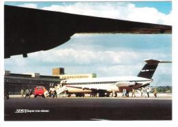 BEA - Super One Eleven In Berlin Tempelhof Flughafen - Airport - Aerodrom - Aeroporto - Airplane - Plane - Flugzeug - 1946-....: Era Moderna