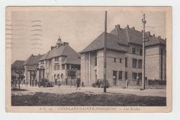 78 - CONFLANS SAINTE HONORINE / LES ECOLES - Conflans Saint Honorine