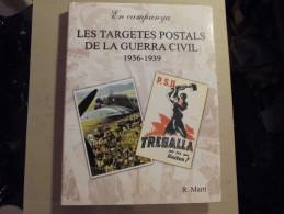 Catalogue LES CARTES POSTALES DE LA GUERRE D´ESPAGNE - Kultur
