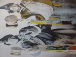 CPA Tibet Tibetan Mendiants A.Hfferan Darjeeling Paypal Accept - Tibet