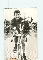 HUYBRECHTS - En L' état  -  Cyclisme - 2 Scans - Cyclisme