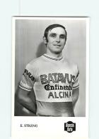 E. STRENG - Equipe BATAVUS -  Cyclisme - 2 Scans - Cyclisme
