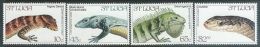 St Lucia 1984  Sc#661-4  Endangered Species Set  MNH** 2016 Scott Value $2.55 - St.Lucia (1979-...)