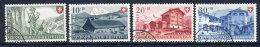 SWITZERLAND 1948 Pro Patria Set Used. Michel 508-11 - Pro Patria