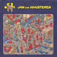 Themaboek PostNL - Jan Van Haasteren 80 Jaar - Striptekeningen - Jaar Van Uitgifte 2016 - Exclusief Zegels - Autres Livres