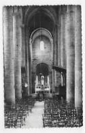 BRIVE LA GAILLARDE - N° 2952 - INTERIEUR DE L' EGLISE ST MARTIN - FORMAT CPA NON VOYAGEE - Brive La Gaillarde