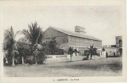 Djibouti - La Poste.  S-3002 - Djibouti