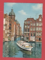 ET/ 85  AMSTERDAM TKOLKJE LA PETITE ECLUSE DER KLEINE KOLK   // RECTO VERSO - Amsterdam