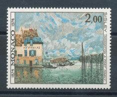 Monaco  N°972** Tableau D´Alfred Sisley - Unused Stamps