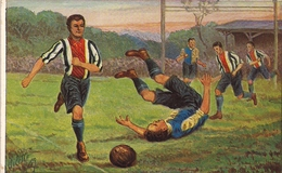 CPA - Sport - Football - Serie Fussballspieler - Tuck - Oilette - N° 595 - Tuck, Raphael