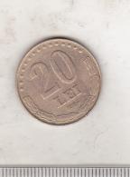 Romania 20 Lei 1994 - Roumanie