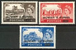 1955 Kuwait Elizabeth Set MNH** Fo113 - Kuwait