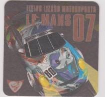 Sous-bocks :  24 Heures Du  Mans  Sarthe   2007 - Beer Mats