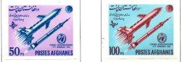 MISS113 - AFGANISTAN  1962 , Missili  ***   MNH  Non Dentellato - Afghanistan