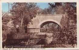 MAUZE - Pont Et Ecluse Des Quatre-Pelles - Mauze Sur Le Mignon